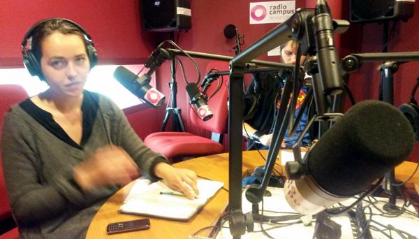 Alexandra de Radio Campus Rennes