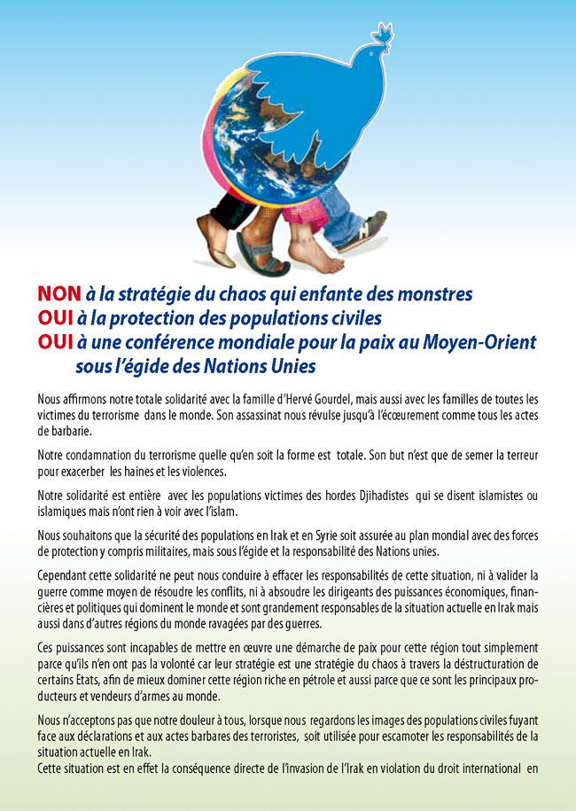 manifestation du 27 septembre 2014 à Rennes ²