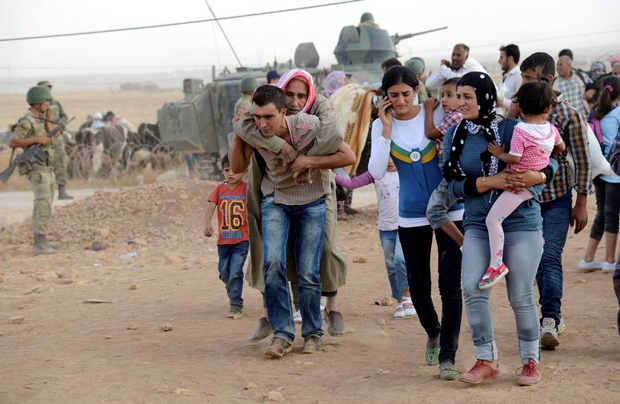 Kobané Syrie