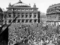 le 8 mai 1945 à Sétif
