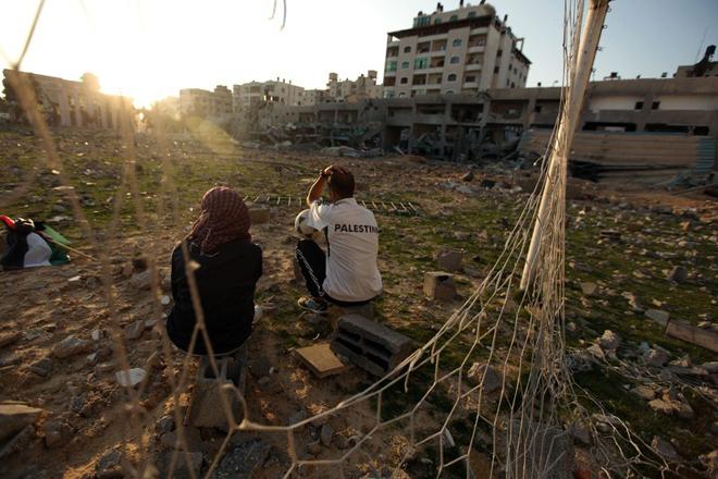 Stade de Gaza