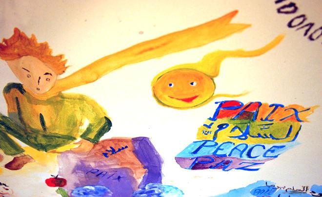Art et paix à Maurepas