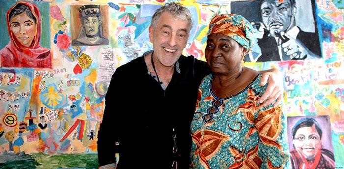 art et paix à Rennes
