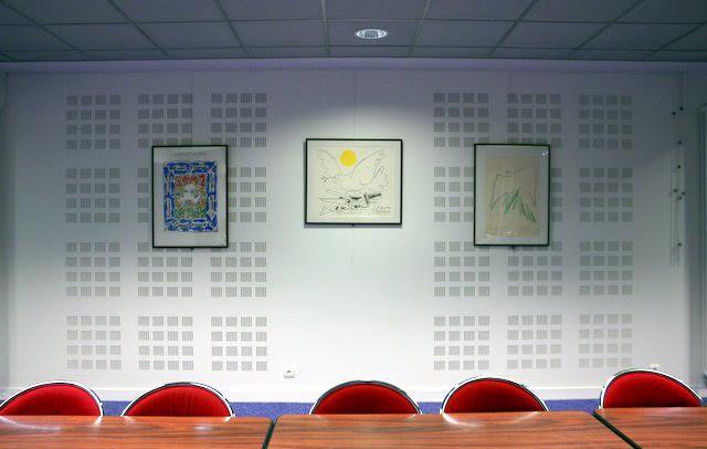 Les arts en paix à l'UD CGT