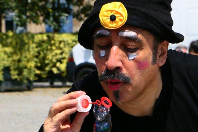 le Clown René Palacios