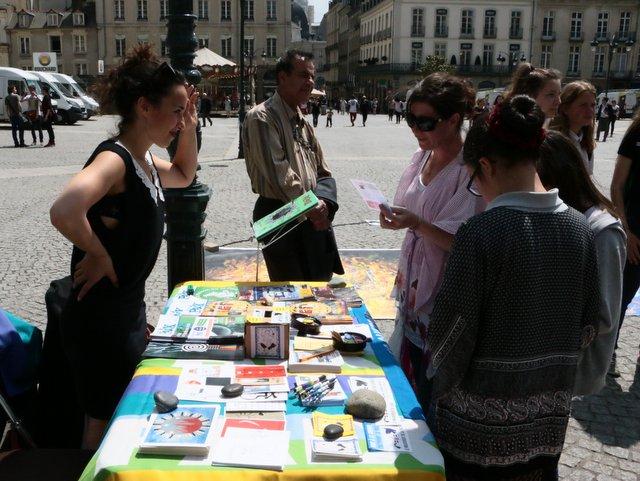 Mouvement de la Paix à Rennes