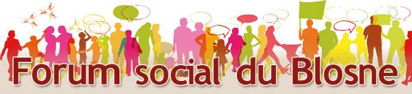Forum social du Blosne 2013