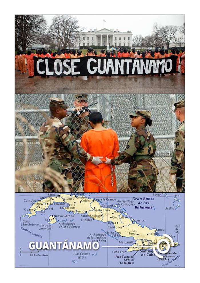 pour la fermeture de Guantanamo