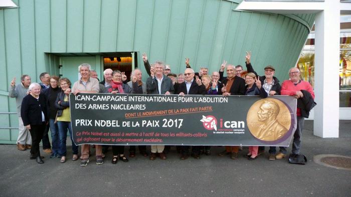 ICAN et Mouvement de la paix à Lanester