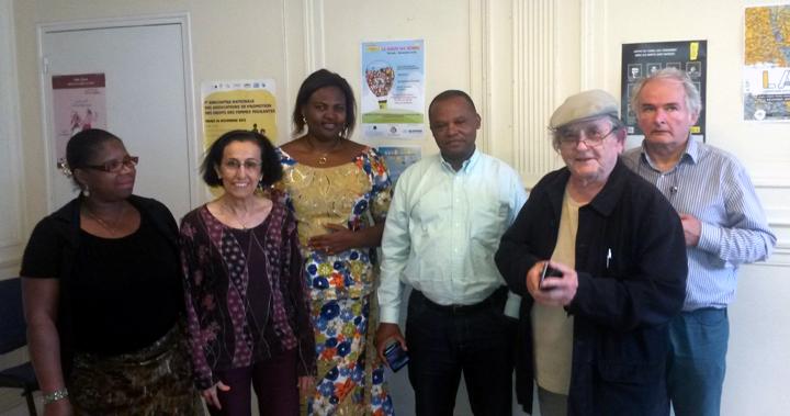 Le Mouvement de la paix des Grands Lacs africains à la MIR