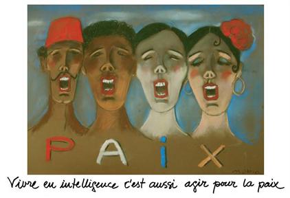 Tout Rennes Cultive la Paix 2015