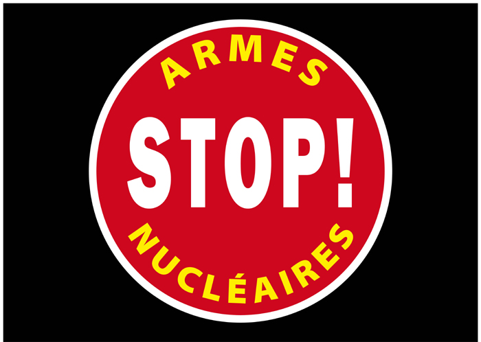 Armes nucleaires stop !