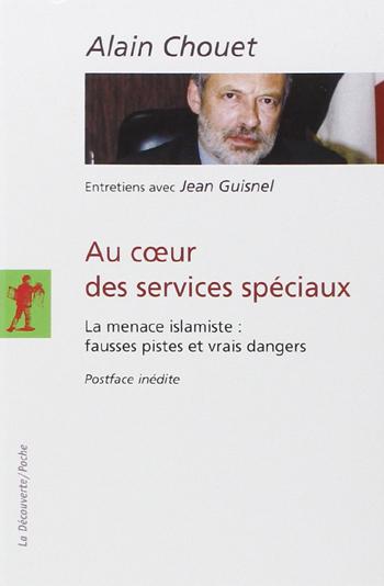 Alain Couet, Au coeur des services speciaux