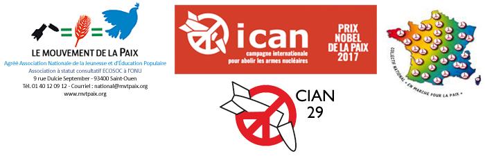 """CIAN-29 Concarneau """"La Bombe et Nous"""""""