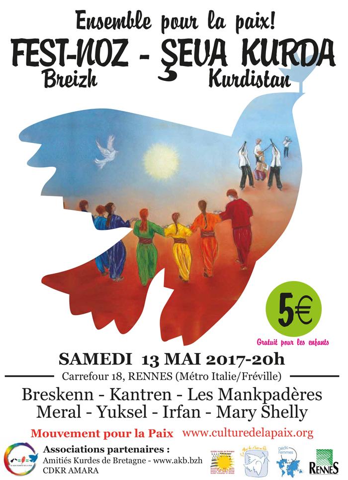 Fest noz le 13 mai 2017