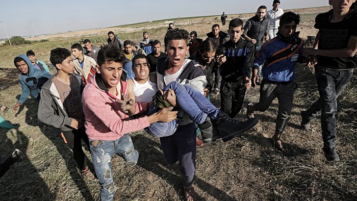 Gaza 2018