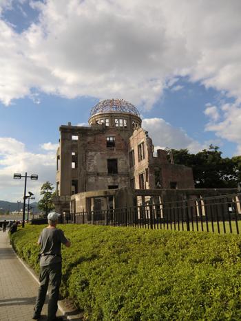 HIROSHIMA - NAGASAKI.,72 ans après