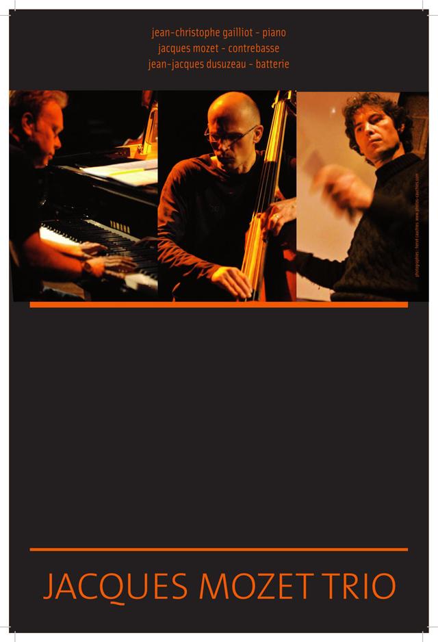 Jacques Mozet Trio