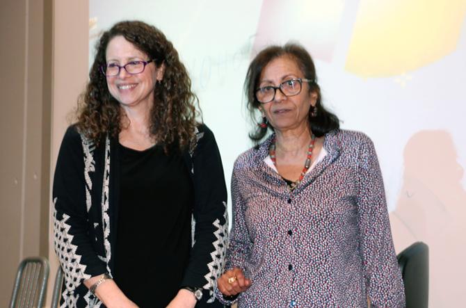 Karima et Nadjia de l'El Wattan