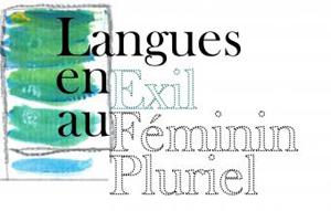 Langues en exil au féminin pluriel
