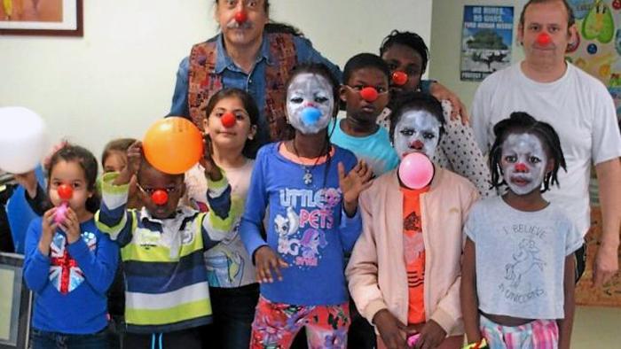 les clowns du Blosne