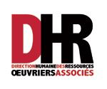 logo DHR - Direction humaine de ressources oeuvriers associés
