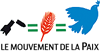 Logo Mouvement de la Paix national