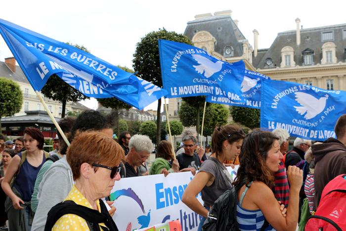 maree en paix à Rennes le 26 mai 2018