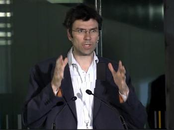 Matthieu Damian de l'Ecole de la Paix
