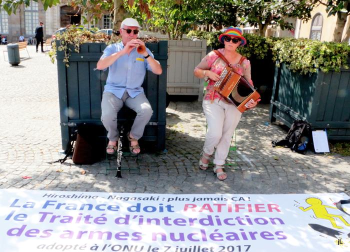 musiciens bretons pour la paix