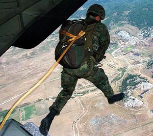 parachutiste bundeswehr