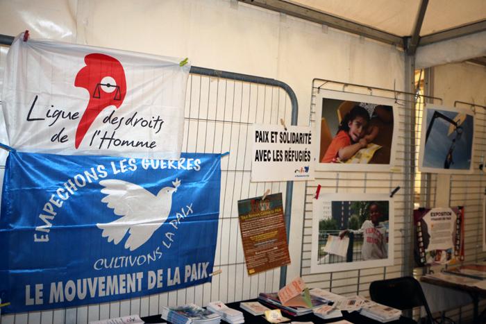 partenaires pour la paix à Rennes