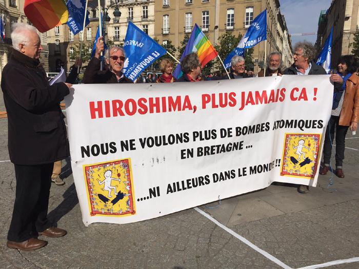 Un prix Nobel çà se fête à Rennes