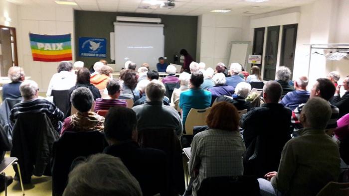 Film et débat à Saint Nazaire