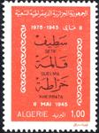 timbre de commémoration algérie