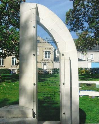 monument_de_la_paix_Place de la Paix à Angers