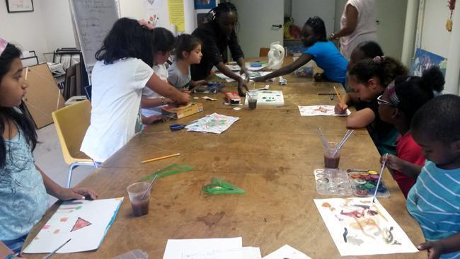 Ateliers Art et Paix à Rennes