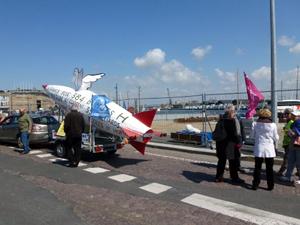 Marche à Saint Malo