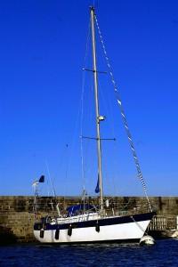 Le bateau de Serge Ruest