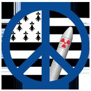 Pas d'armes nucléaires en Bretagne
