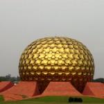 Matrimandir, le monument central d'Auroville
