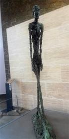 """Alberto Giacometti, """"L'homme qui marche I"""""""