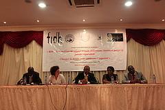 RDC: Crimes sexuels - lancement du rapport FIDH-ligues à Kinshasa