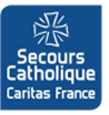 Logo Secours Catholique Caritas France