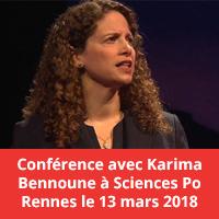 Conférence de Karima Bennoune à Rennes