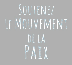 soutenez le Mouvement de la Paix
