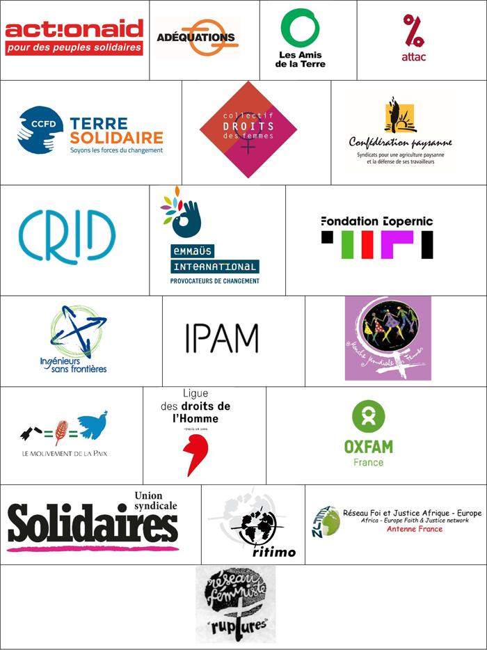 Retrouvons-nous à Biarritz en août 2019 afin de faire entendre nos voix et nos exigences.
