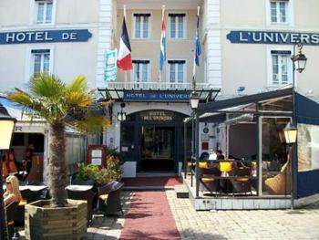 Hotel de l'Univers, St-Malo