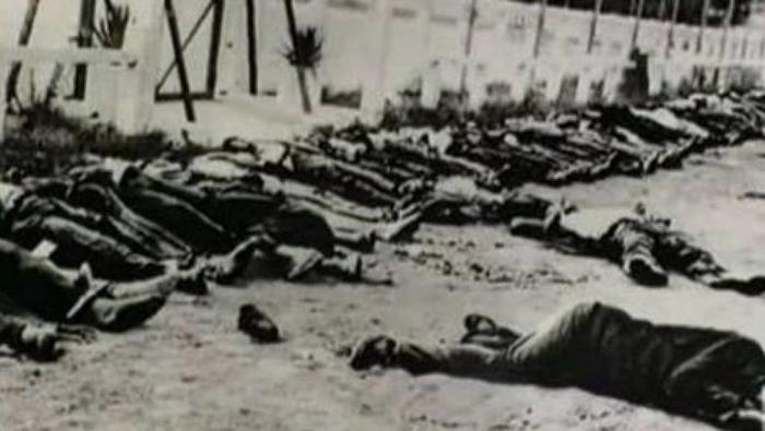 Sétif le 8 mai 1945